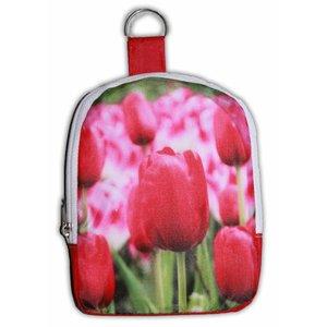 Typisch Hollands Nylon-Tasche - Faltbare - Tulpen
