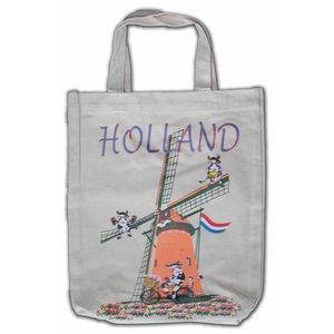 Typisch Hollands Eco Leinenbeutel - Holland - Mills
