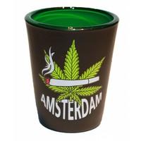 Typisch Hollands Schnapsglas - Amsterdam