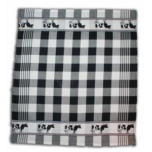 Typisch Hollands tea towel Cow