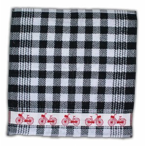 Typisch Hollands Kitchen towel Cycling