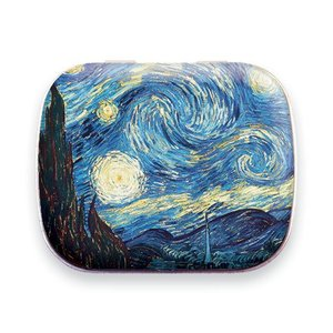Typisch Hollands Mini Mints - Tin Van Gogh Sternen