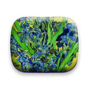 Typisch Hollands Mini Mints - Tin Van Gogh - Irises