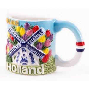 Typisch Hollands Magneet - Halve Mok