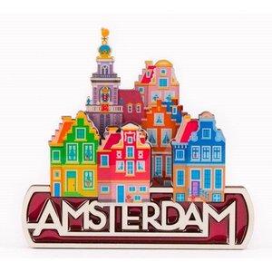 Typisch Hollands Magnet Amsterdam - Cityscape