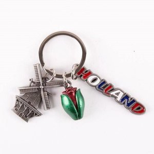 Typisch Hollands Key mit Charme - Letters