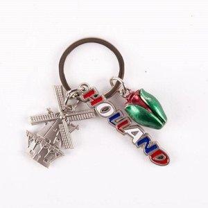 Typisch Hollands Key mit Charme - Letters