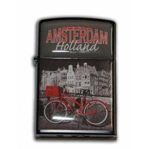 Typisch Hollands Stormaansteker - Amsterdam   Holland