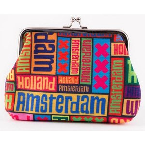 Typisch Hollands Wallet Amsterdam - Holland - Large