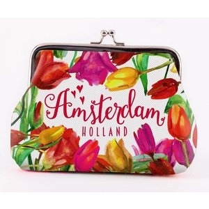 Typisch Hollands Wallet Holland - Tulips - Great