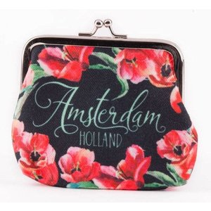 Typisch Hollands Wallet Holland - Tulpen