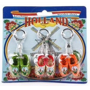 Typisch Hollands Clog Key Vorteilscard