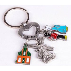 Typisch Hollands Schlüsselanhänger