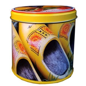 Stroopwafels (Typisch Hollands) Sirupwaffeln Canned - Nostalgie - Clogs