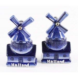 Typisch Hollands Salz und Pfeffer Paar