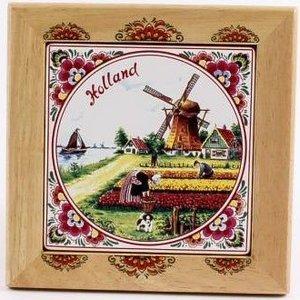 Typisch Hollands Käseplatte (Kochplatte)