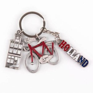 Typisch Hollands Keychain - Charms - Bicycle Holland