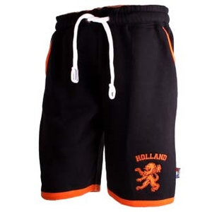 Typisch Hollands Jogging Sweat Shortie - England - Löwe