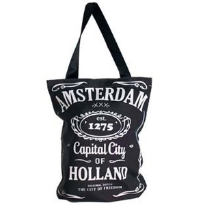 Typisch Hollands Luxury Shopper - Cavas - Amsterdam
