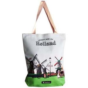 Typisch Hollands Luxe Shopper - Cavas - Holland