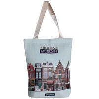 Typisch Hollands Luxe Shopper - Cavas - Houses