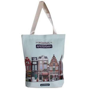 Typisch Hollands Luxury Shopper - Cavas - Houses
