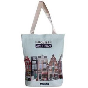Typisch Hollands Luxury Shopper - Cavas - Houses