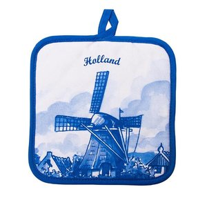 Typisch Hollands Potholders Windmill - Delft