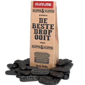 Typisch Hollands Volzoete Tropfen - der beste Tropfen überhaupt.