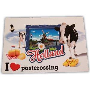 Typisch Hollands POSTCROSSING Kaarten