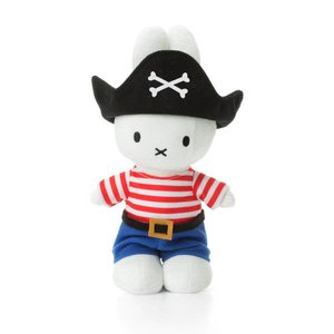 Typisch Hollands Miffy hug - Pirate
