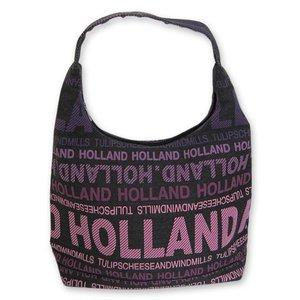 Robin Ruth Fashion Schulter-Holland Lila