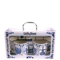 Typisch Hollands Gift set of 2 Mug & Saucer + Spoon