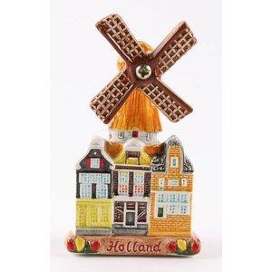 Typisch Hollands Magnet Windmill Holland (ceramics)