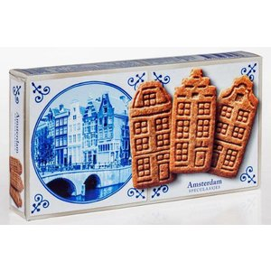 Typisch Hollands Speculaas houses - Amsterdam