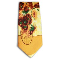 "Robin Ruth Fashion Tie ""Vincent Van Gogh"""