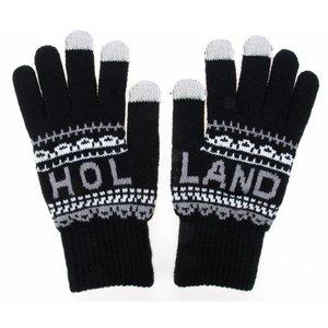 Robin Ruth Fashion Handschoenen Holland - Heren ( Smartphone vingertips)