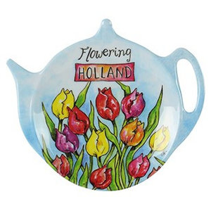 Typisch Hollands Dish - Tea bag - Color Holland