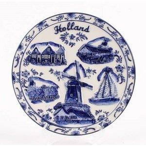 Typisch Hollands Plate Medium