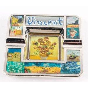 Typisch Hollands Asbak de Luxe (van Gogh)