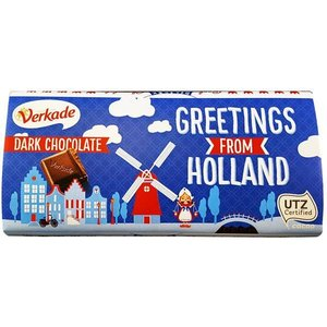 Typisch Hollands Chocolate Reep Holland - Pure