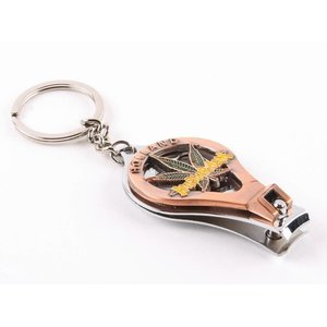Typisch Hollands Keychain Nail clippers