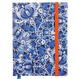 Typisch Hollands Notizbuch A6 Delfter Blau