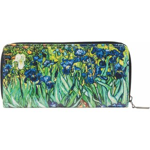 Robin Ruth Fashion Wallet - Ladies - Irises
