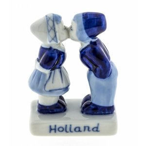 Typisch Hollands Kissing Couple - Holland - 7 cm