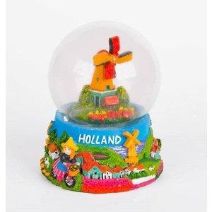 Typisch Hollands Wasser-Kugel flüchtig Holland 10 cm