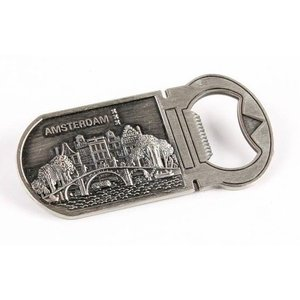 Typisch Hollands Opener Magnet Stadt Amsterdam