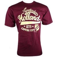Typisch Hollands T-Shirt Amsterdam - City