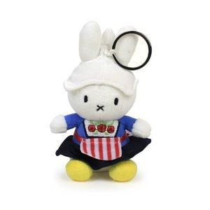 Nijntje (c) Miffy - Holland girl - Keyring 10 cm