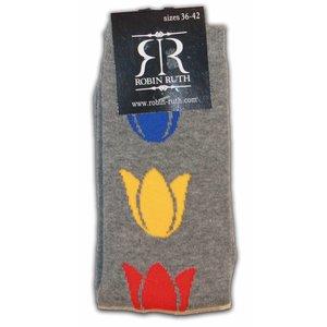 Robin Ruth Fashion Socks Robin Ruth - Tulips
